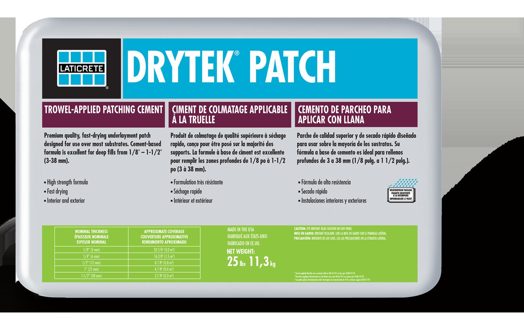 DRYTEK® Patch