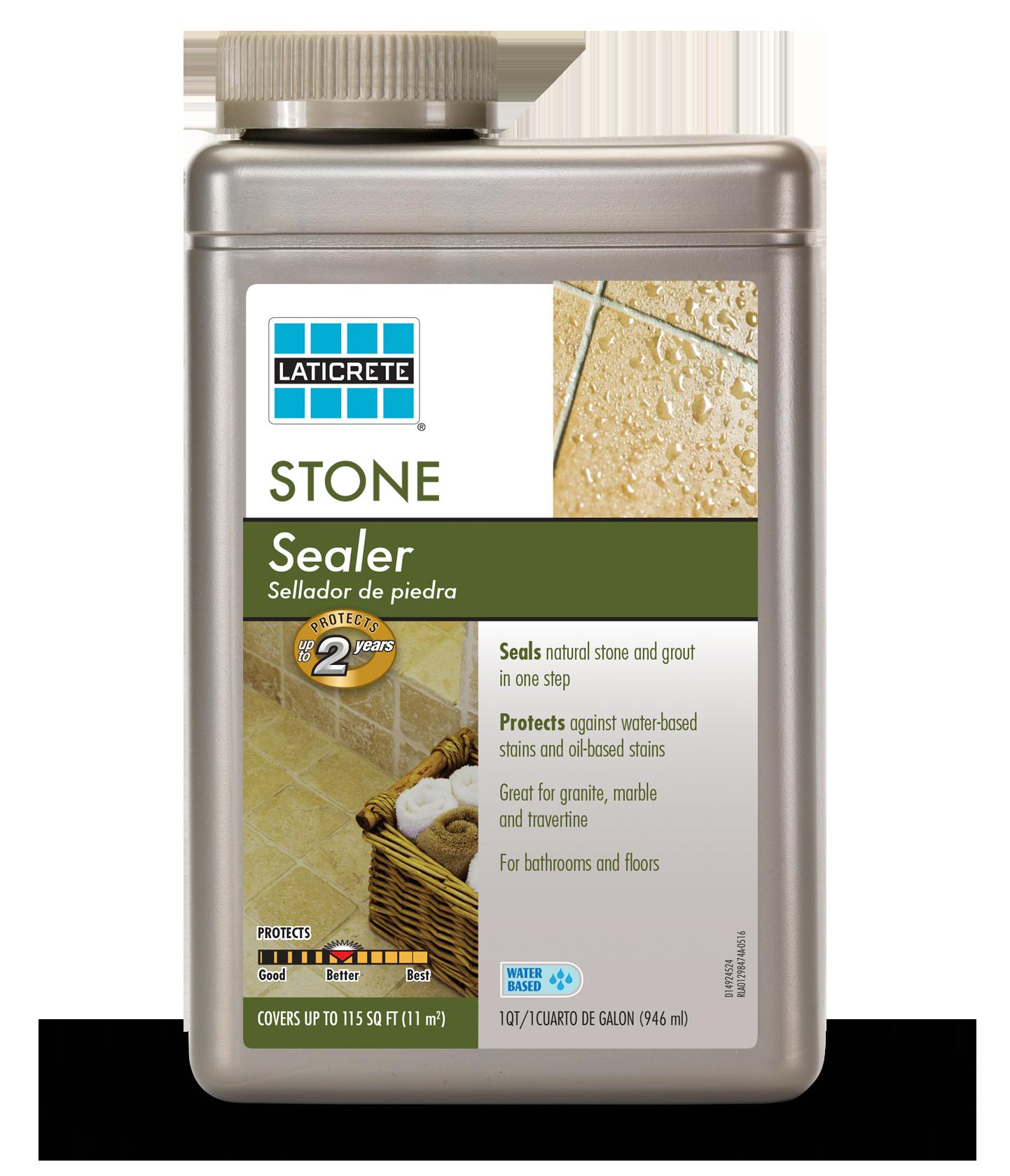 LATICRETE® Stone Sealer