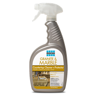 LATICRETE® Granite & Marble Countertop Cleaner & Protector
