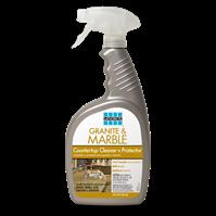 LATICRETE® Granite & Marble Countertop Cleaner & Protector