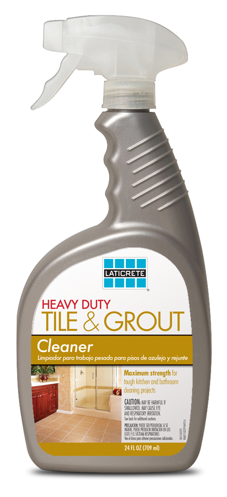 LATICRETE® Heavy Duty Tile & Grout Cleaner
