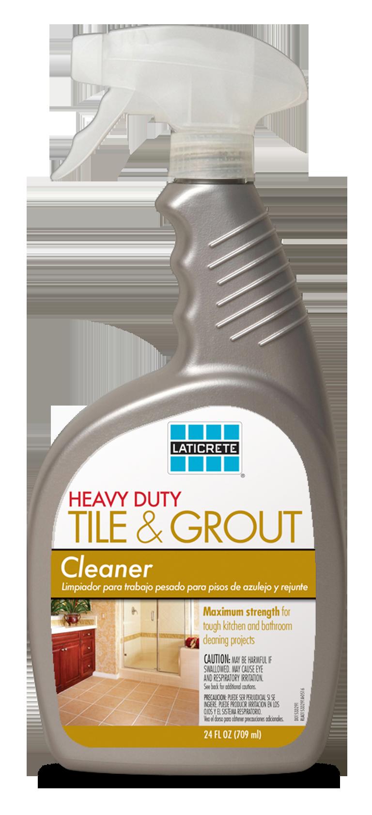 LATICRETE® Heavy Duty Tile & Grout Cleaner