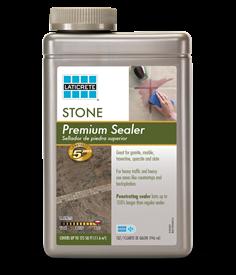 LATICRETE® Premium Stone Sealer