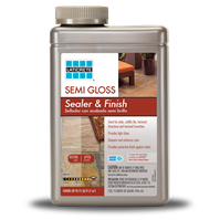 LATICRETE® Semi Gloss Sealer & Finish
