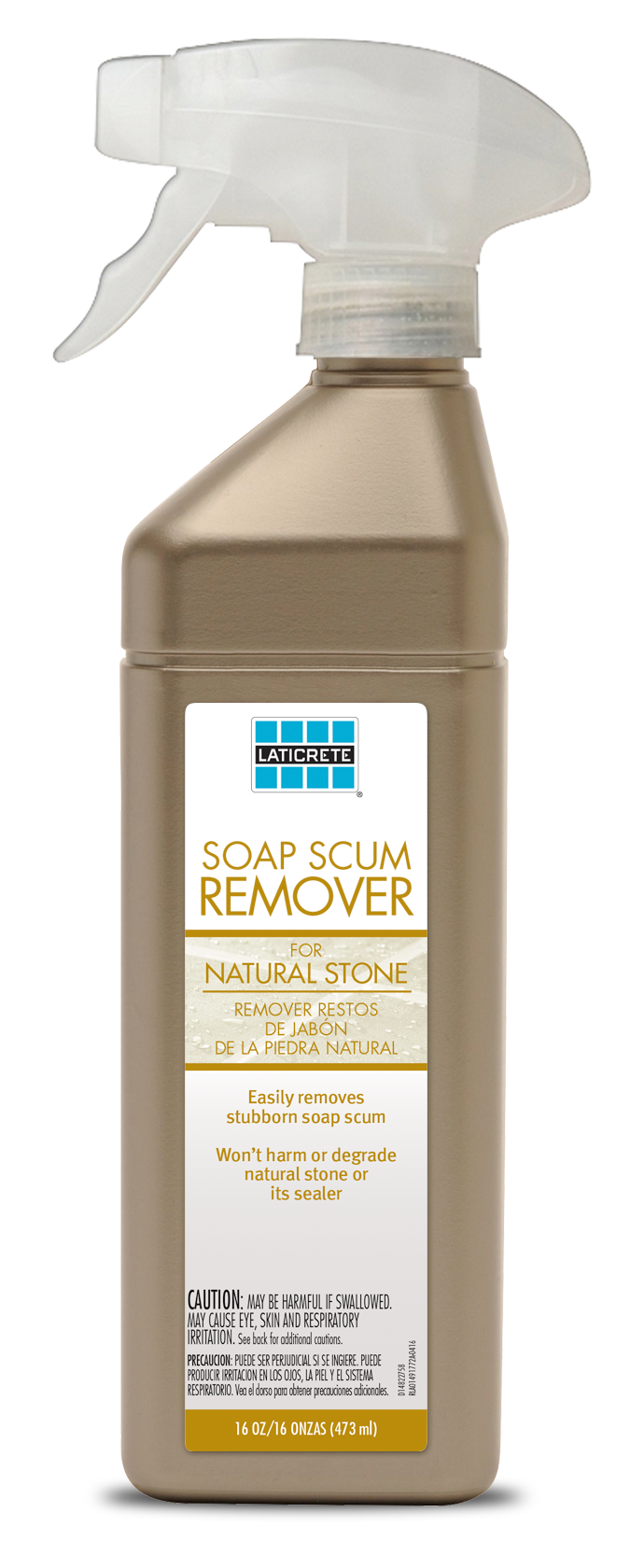 LATICRETE® Soap Scum Remover for Natural Stone
