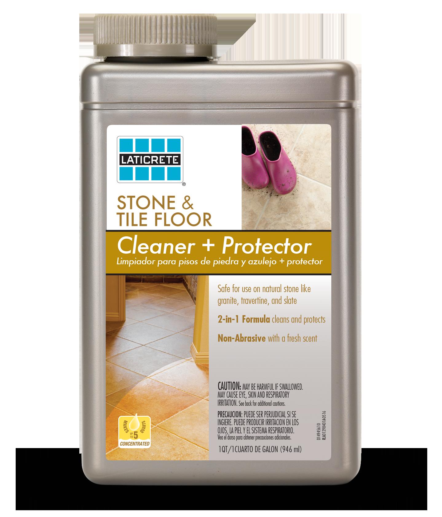 LATICRETE® Stone & Tile Floor Cleaner & Protector