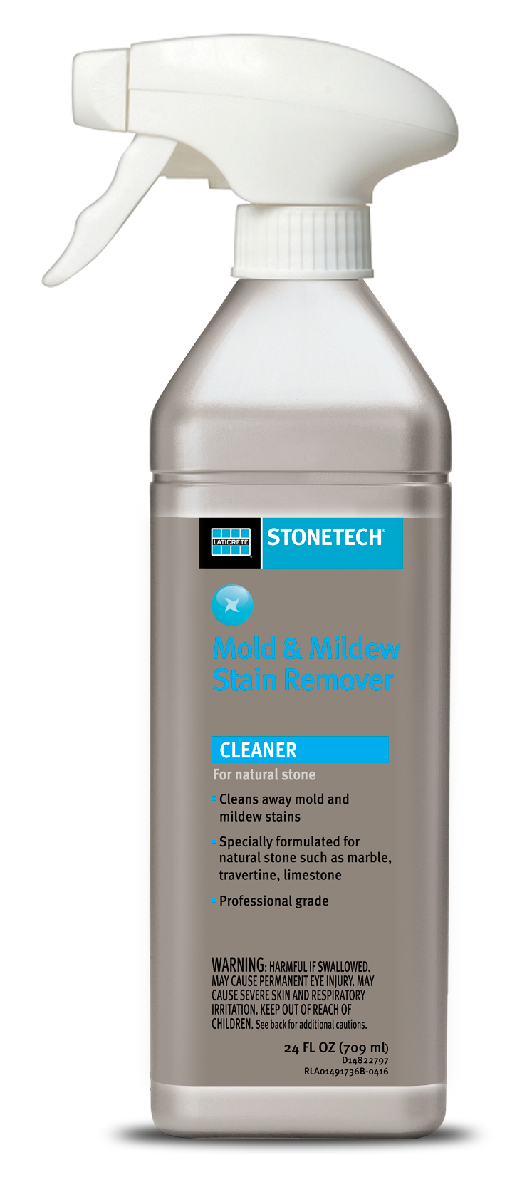 STONETECH® Mold & Mildew Stain Remover