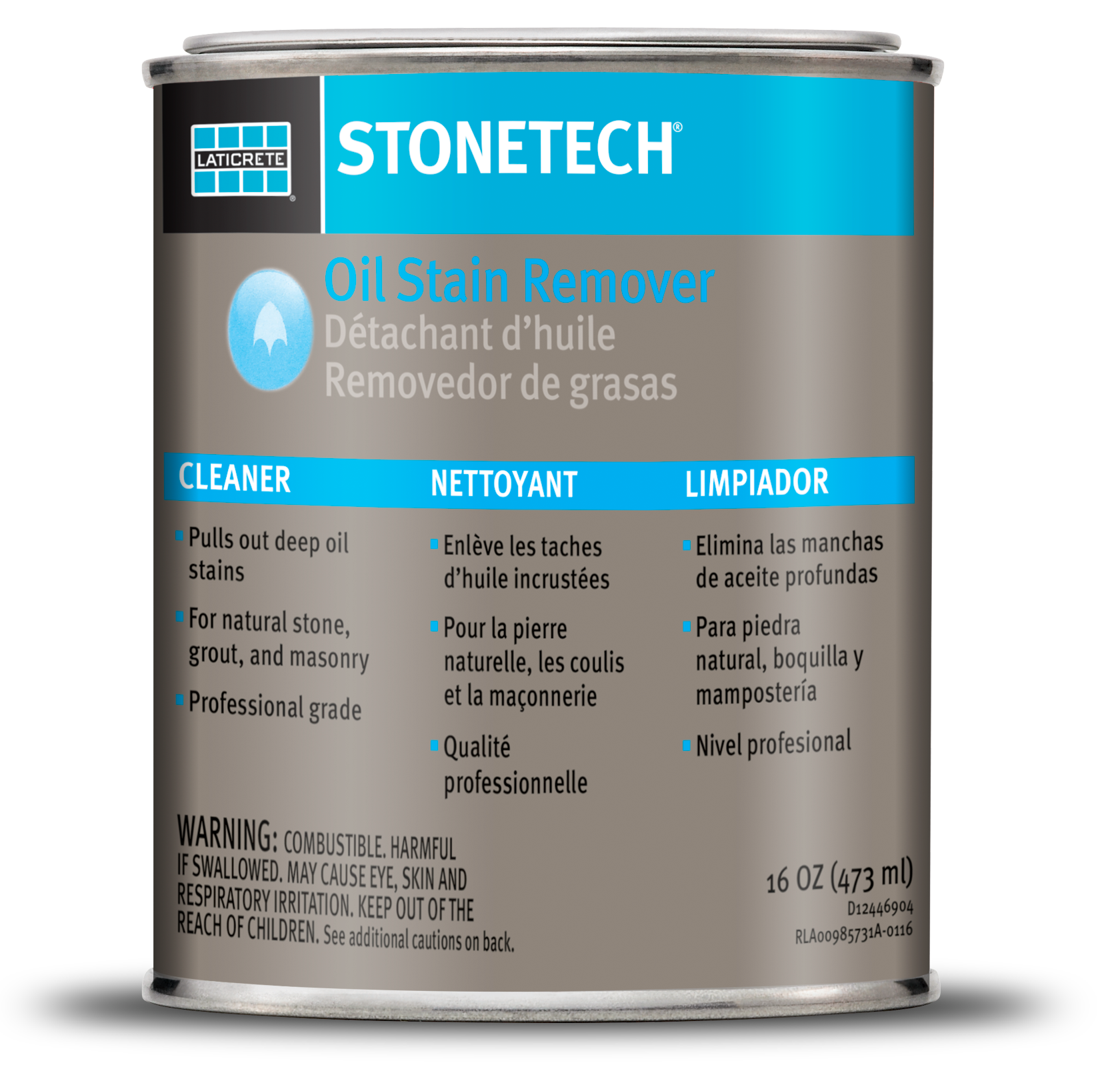 STONETECH® Oil Stain Remover