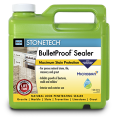 Stonetech BulletProof Pint Front label