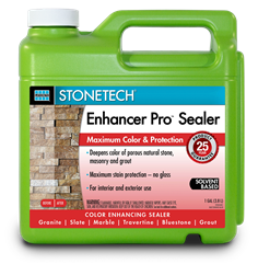 STONETECH_Enhancer Pro Sealer_Gallon
