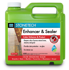 STONETECH_Enhancer & Sealer_Gallon