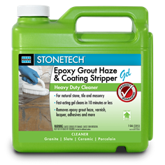 LATICRETE STONETECH Epoxy Grout Haze & Coating Stripper - Gallon