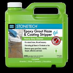 LATICRETE STONETECH Epoxy Grout Haze & Coating Stripper - Gallon