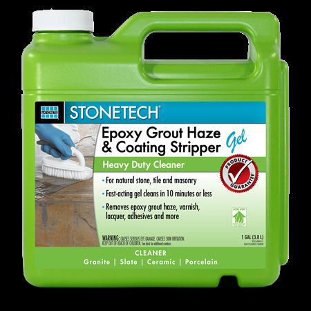 STONETECH ® Epoxy Grout Haze & Coating Stripper