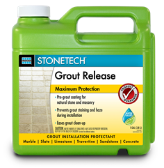 STONETECH_Grout Release_Gallon