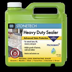 Stonetech Heavy Duty Sealer_Gallon Front Microban