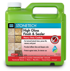 STONETECH_High Gloss Finish Sealer_Gallon