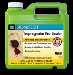 STONETECH_Impregnator Pro Sealer_Gallon