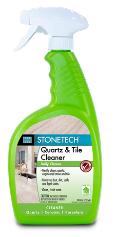 STONETECH_Quartz & Tile Cleaner_Spray