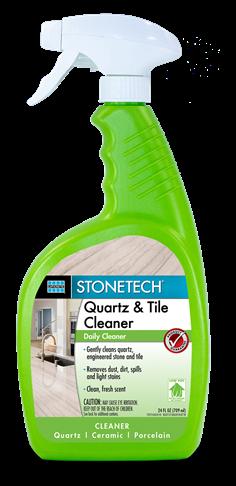 STONETECH_Quartz & Tile Cleaner_Spray