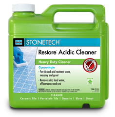 STONETECH_Restore Acidic Cleaner_Gallon