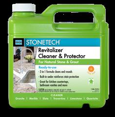 STONETECH_Revitalizer Cleaner & Protector Citrus RTU_Gallon