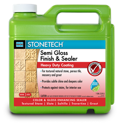 STONETECH_Semi Gloss Finish & Sealer_Gallon