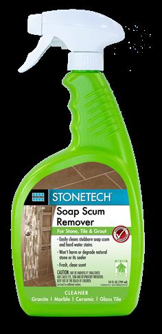 STONETECH_Soap Scum Remover_Spray