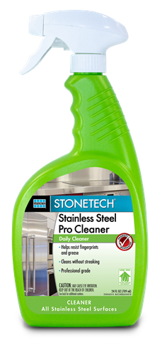 STONETECH_Stainless Steel Pro Cleaner_Spray