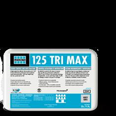 125 TRI MAX 3 in 1 thinset mortar
