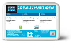 220 Marble & Granite Mortar