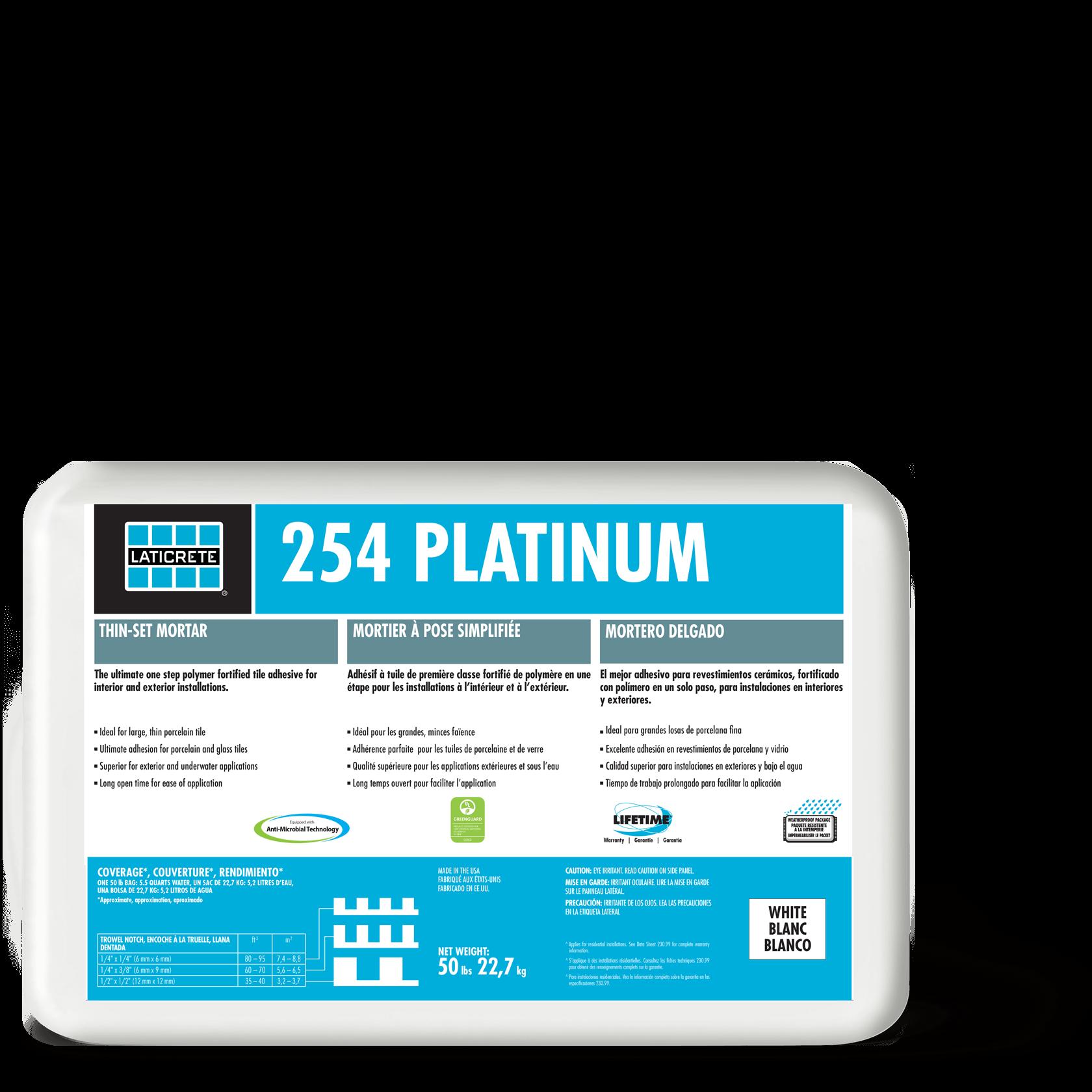 254 Platinum