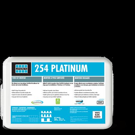254 Platinum - LATICRETE