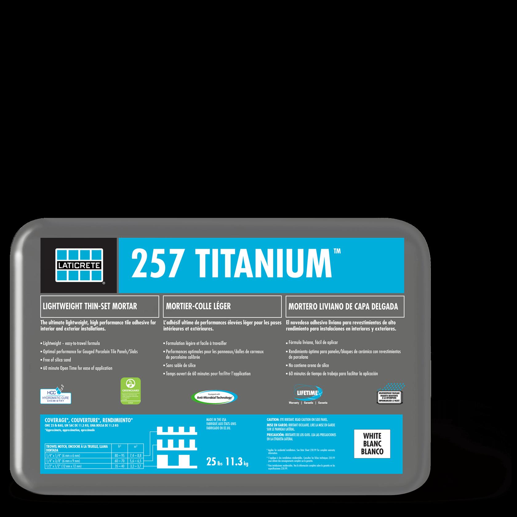 257 Titanium