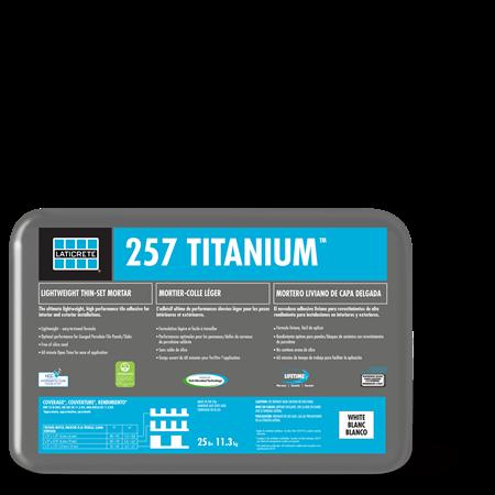 257 Titanium Laticrete