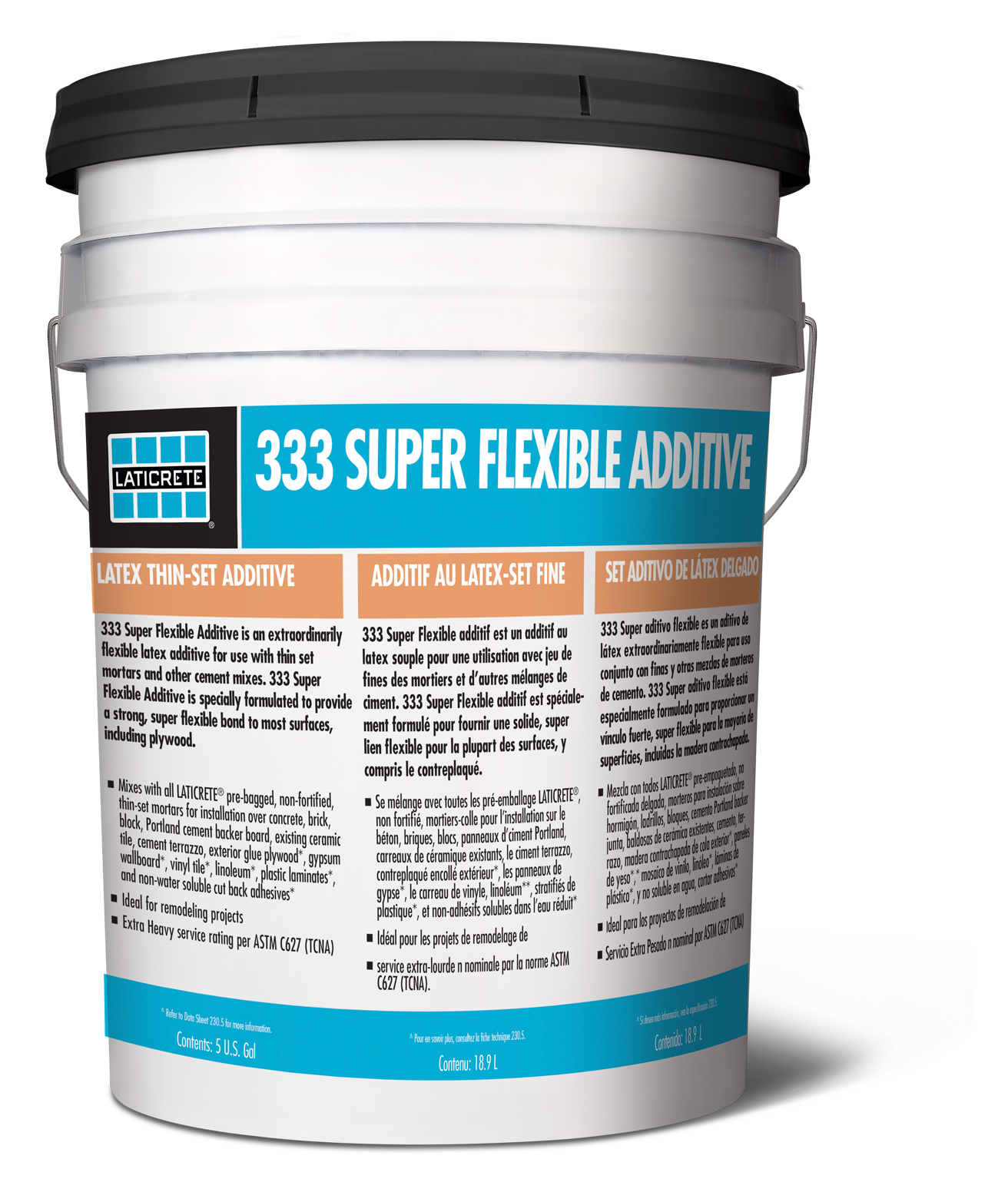 333 Super Flexible Additive