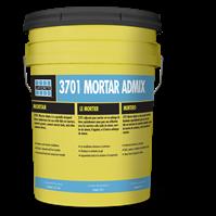 3701 Mortar Admix