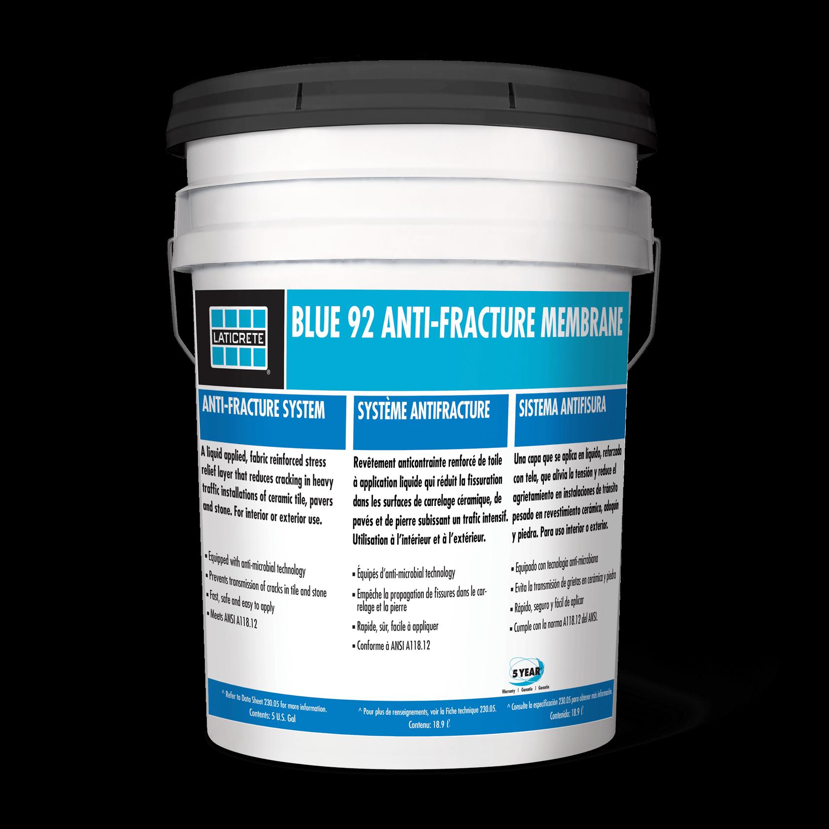 Anti-Fracture Products - LATICRETE