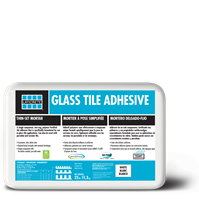 Glass Tile Adhesive Mortar