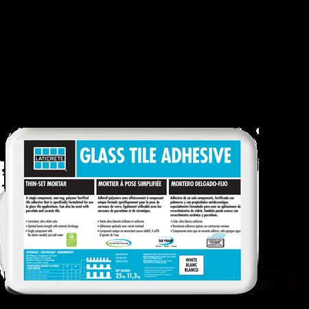 Glass Tile Adhesive - LATICRETE