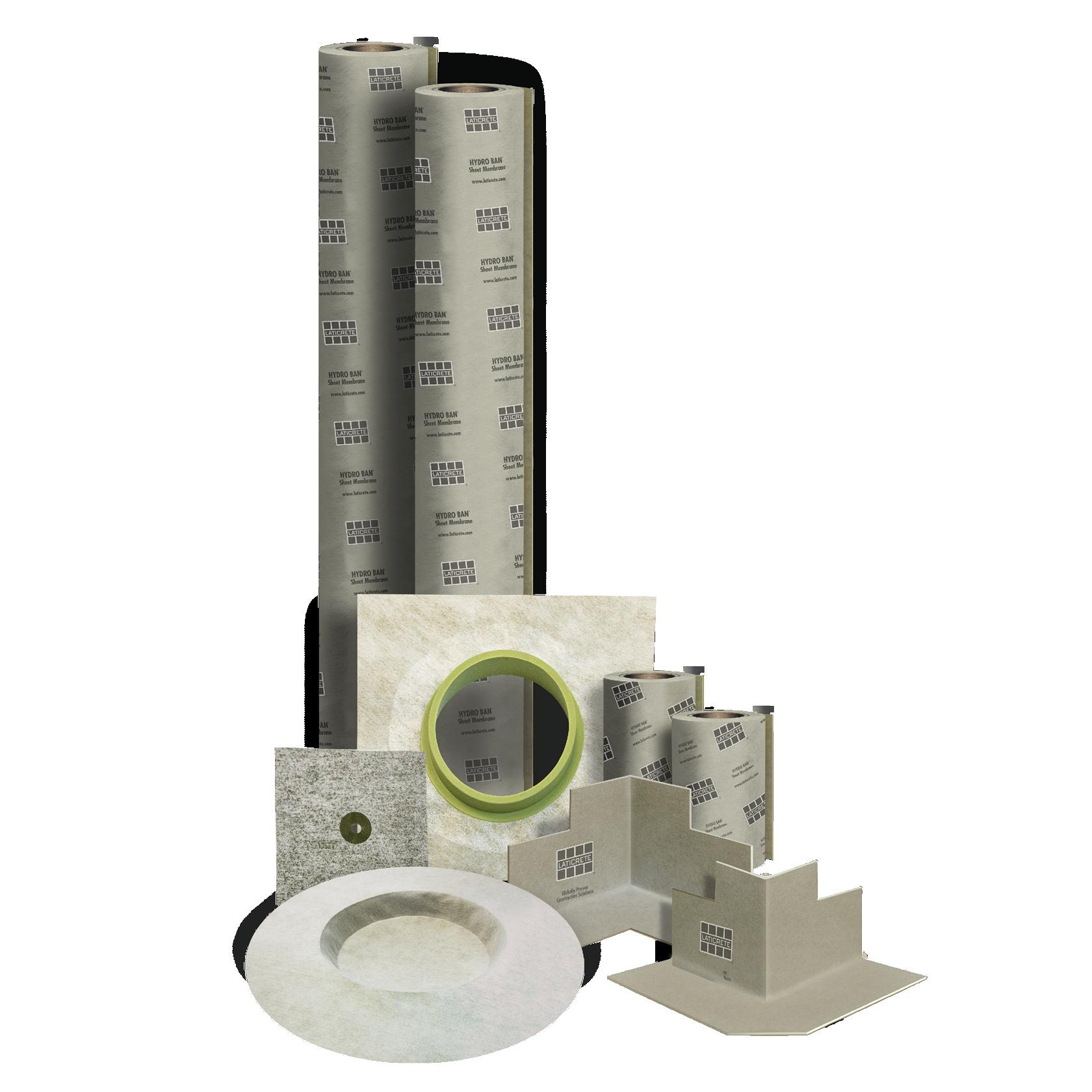 Hydro Ban 174 Sheet Membrane Laticrete
