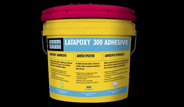 span latapoxy sup sup 300 adhesive laticrete span
