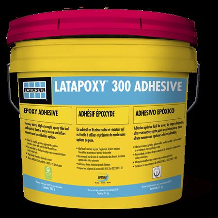 LATAPOXY 300 Epoxy adhesive Laticrete