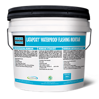 LATAPOXY® Waterproof Flashing Mortar