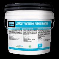 LATAPOXY® Waterproof Flashing Mortar