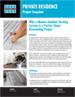 Radiant Floor Heating Project