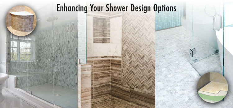 Shower Installation Systems