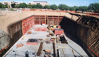 DEBOND® was used on all forming applications at Arizona State University