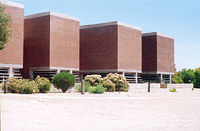 ASU West campus central plant expansion using LATICRETE L&M line of products