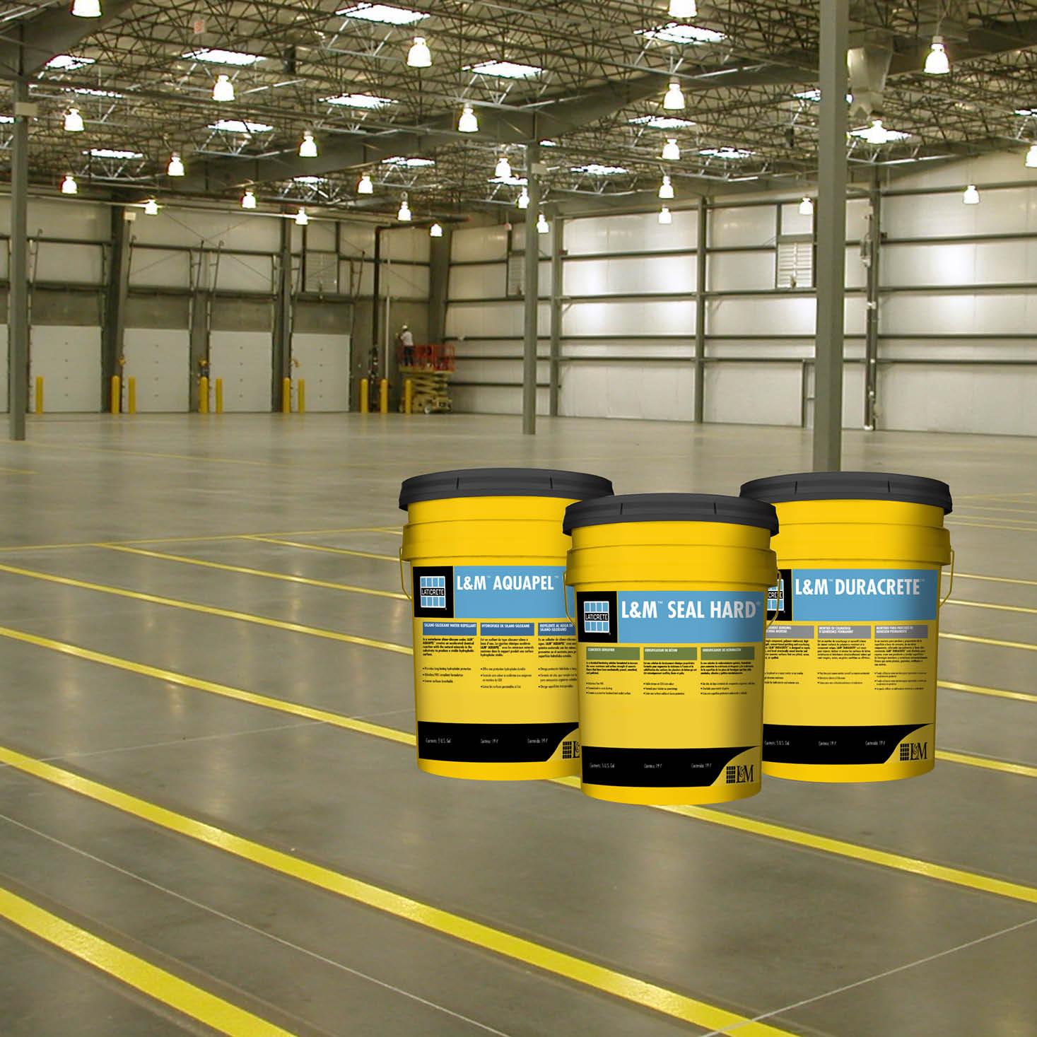 Concrete Construction Chemicals